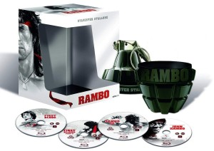 Coffret Rambo grenade