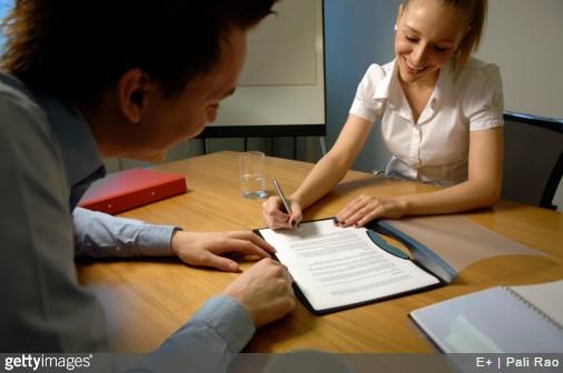 contrat apprentissage etudiante