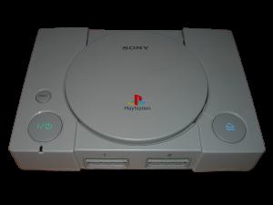 La première PlayStation