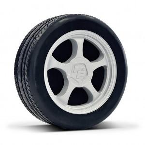 Le packaging pneu de Fast and Furious