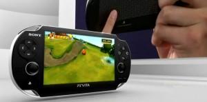 La PS Vita pour 2012