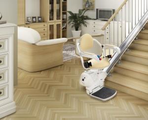 Siège monte-escaliers